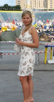 Beautiful sexy woman - Heiratsagentur.ua-marriage.com