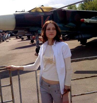 Pretty girl picture - Heiratsagentur.ua-marriage.com